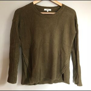 Madewell knit sweater size extra small